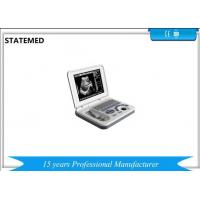 China Portable Mobile Ultrasound Scanner for OB / GYN , CE ISO Certificate Approved on sale