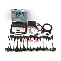 China Universial Heavy Duty Truck Diagnostic Scanner Jaltest Test Full Set + CF30 wholesale