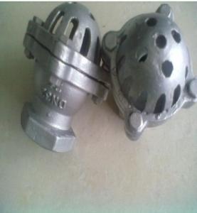 Buy cheap SS 316 utilização final rosqueada da válvula de aspiração DN80 PN6 na parte inferior do tanque from wholesalers