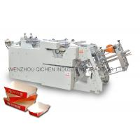 China Automatic Disposable Bento Lunch Box Making Machine For Burger Tray on sale