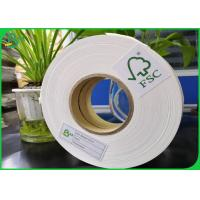 Buy cheap 14mm 15mm Roll Width Biodegradable FDA 60gsm 80gsm 120gsm 135gsm Food Grade Safe from wholesalers