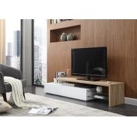 China 2 Meters Length Adjustable TV Stand High Gloss and Melamine Furnishing wholesale