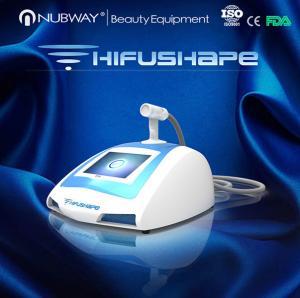China 2015 ultrashape hifu body shaping beauty machine/Hifushape slim wholesale