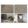 China Non Slip Sandstone Porcelain Tiles , Matte Finish Rustic Floor Tiles 60x60 Cm wholesale