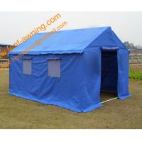 Quality 4X6m Waterproof Outdoor Emergency Disaster Earthquake Relief Tent for sale