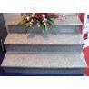 China Straight Granite Step Treads 2.79g / Cm3 Bulk Density 8.6 Hardness wholesale