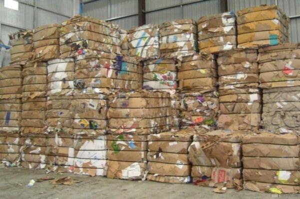 waste paper price index