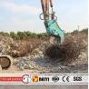 China Ventes en gros concrètes de pulverizer de BEIYI BY-HC200 de pinces de pulverizer hydraulique de démolition au bauma 2016 wholesale
