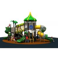 China Lldpe Plastic Outdoor Playground Equipment Children For School wholesale