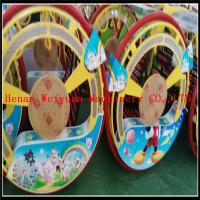 China Happy Car with Coin System game machine amusement park electric kid rider for sale wholesale