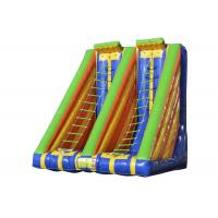 Race Inflatable Sports Games Outdoor Toys Blow Up Ladder Climb Capacity 2 Persons