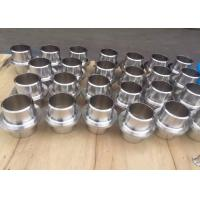 China Strong Stainless Steel Reducer / Stainless Steel 316 Pipe Fittings Anti Rust Oil on sale