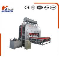 Multifunctional Hydraulic Hot Press Machine For Singele Veneer Decoration Board