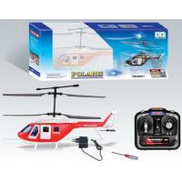 China New/Hot Radio Remote Control Helicopter - 3-Channel Metal Mini RC Helicopter Toy Gyro (H0029134) wholesale