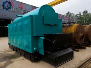 China High Efficiency Industrial Horizontal Coal Fired Steam Boiler With Automatic Coal/Biomass Feeding wholesale