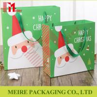 Eco-friendly,recyclable Feature custom printing paper folding gift bags wholesale