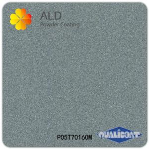 China metallic Qualicoat super durable thermosetting epoxy polyester powder coating paint on sale