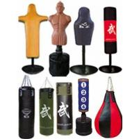 China Heavy Bags, Free Standing Bags , Boxing Dummy , Boxing Man on sale