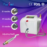 China 2016 luxury wrinkle removal fractional RF micro-needle device for beauty salon wholesale