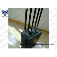 Buy cheap Ultra - Wide Band Bomb Signal Jammer , Mobile Phone Signal Jammer Easy Moving from wholesalers