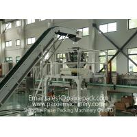 China 220 voltage Weighing Auger Powder Filling Machines Complete electronic weighing wholesale