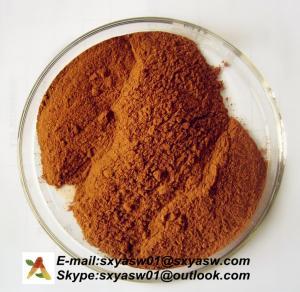 China CAS No 58-08-2 Lose Weight 10% 20% Guarana Extract wholesale