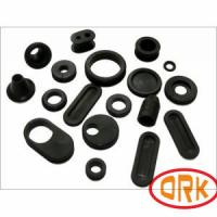 China Free Sample Hose Sleeve Grommet Rubber High / Low Temperature Resistance wholesale