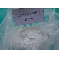 China Steroid Hormone Bodybuilding Testosterone Base CAS 58-22-0 Steroid Powder 99% Purity wholesale
