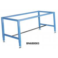 """Buy cheap Heavy Duty Height Adjustable Production Workbench Blue Color 60"""" Wide and 24"""" from wholesalers"""