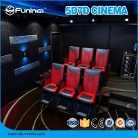 China Entertaining Mobile 5D Truck 7D Cinema Equipment Customized Projection Screen wholesale