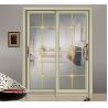 China glazed interior glass doors sliding patio doors wholesale