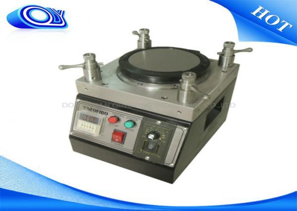 Quality 18 Position Fiber Optic Components Optical Fiber Polishing Machine for sale
