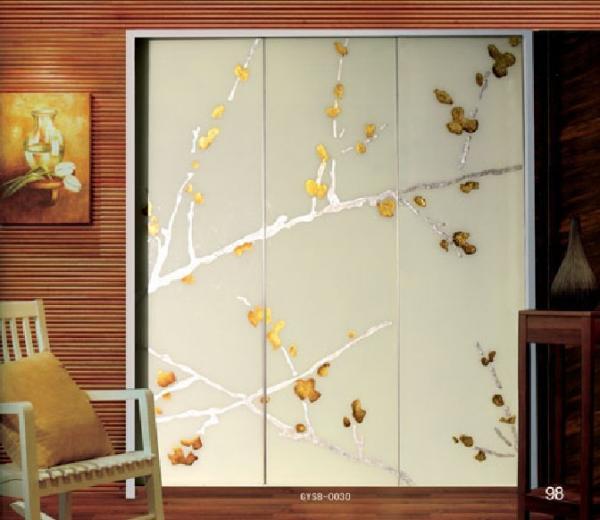 Wardrobe with laminates images