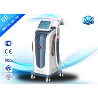 China New Innovation Technology Professional 755 & 810 & 1064 nm Wavelengh Hair Removal Machine in Russian wholesale