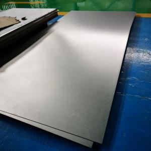China Gr1/Gr2/Gr5 Grade Titanium Metal Plate Excellent Corrosion Resistance on sale
