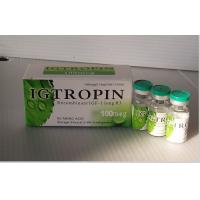 China Muscle Growth IGTROPIN Long-R3 IGF-1 Human Somatropin Injections wholesale
