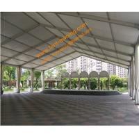China 30x50m Large Event  Tent Aluminum Clear Span Large Trade Show  Marquee wholesale