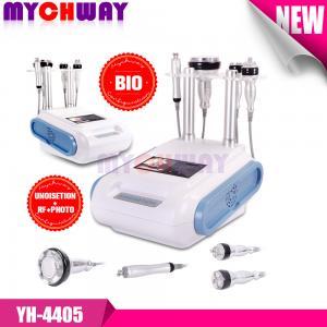 China 40k+rf Cavitation Ultrasound Rf+Bipolar+Quadrupole+Bio Microcurrent Slimming wholesale