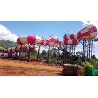 China Da segurança feita sob encomenda das corrediças de água da fibra de vidro corrediças de água grandes das corrediças de água para associações wholesale