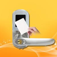 China RFID Card Door Lock Contactless auto locking mode wholesale