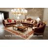China ソファーの革家具の生きているソファーの居間の家具のソファーのseaterのイタリアの旧式なソファー wholesale