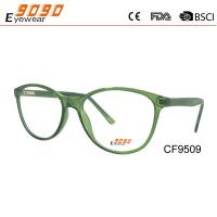 Buy cheap CP Optical Frames with single color frames, special metal hinge ,Suitable for women and men from wholesalers