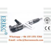 China ERIKC 0 445 110 454 Bosch Fuel Injector Spare Parts 0445110454 Diesel Injection For Sale 0445 110 454 on sale