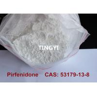 China CAS 53179-13-8 For Anti-Fibrosis Health Treatment Factory Supply High Quality Pharmaceutical Pirfenidone Powder wholesale