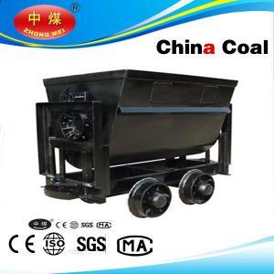 China China Coal Good quality KFU1.0-6 Bucket Dumping Mine Car wholesale