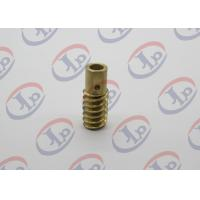 China CNC Machining Custom Machining Services Small Brass Hollow Bolt For Electronic Equipments on sale