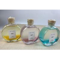China Round Bottle Home Fragrance Diffuser Decorative With Natural Essential Oils on sale