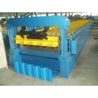 China Mitsubishi PLC Cold Roll Forming Machine Russian C35 , Roll Forming Equipment wholesale