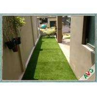 China Backyard Synthetic Artificial Short Roof Grass Outdoor Artificial Turf For Landscaping wholesale