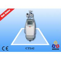 0-110KPa Output Vacuum Pressure Cool Sculpting Equipment With Qualified ABS Cases